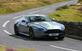 4 star Aston Martin V8 Vantage AMR