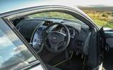 Aston Martin V8 Vantage AMR interior