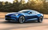 Updated Aston Martin Vanquish S revealed