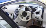 Aston Martin Vanquish S dashboard