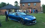 Aston Martin Vanquish S the attention grabber