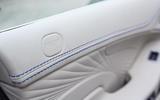 Aston Martin Vanquish S leather