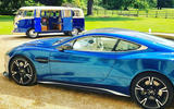 Aston Martin Vanquish S the perfect wedding car?