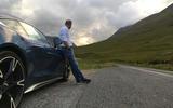 Contemplating Aston Martin Vanquish S