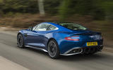 Aston Martin Vanquish S rear