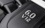 6.0 V12 Aston Martin Vanquish S engine