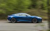 Aston Martin Vanquish S side profile