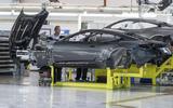 Aston production