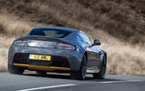 205mph Aston Martin V12 Vantage S