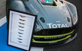 Aston Martin to sell WEC badge collection