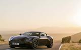 Aston Martin DB11 hero front