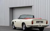 Aston Martin Works electric DB6 Volante - rear