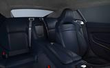 Aston Martin DBS Superleggera Concorde Edition seats rear