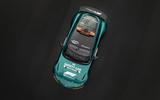 Aston Martin DBX Official Medical Car of Formula One 06