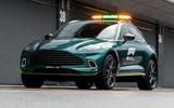 Aston Martin DBX Official Medical Car of Formula One 12
