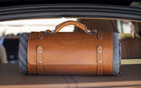 2020 Aston Martin DBX luggage sets