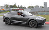 Aston Martin DBX V12 17