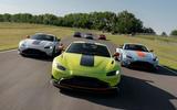 Aston Martin at Goodwood Festival of Speed 2019