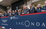 Aston Martin London Stock Exchange IPO - photo by Max Earey