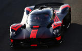 Aston Martin Valkyrie driven by Red Bull F1 drivers - solo