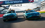 Aston Martin Vantage DBX Official Safety and Medical cars of Formula One 01