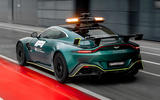 Aston Martin Vantage Official Safety Car of Formula One 02