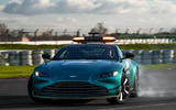 Aston Martin Vantage Official Safety Car of Formula One 03