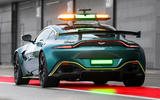 Aston Martin Vantage Official Safety Car of Formula One 05
