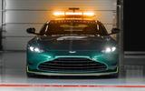 Aston Martin Vantage Official Safety Car of Formula One 06