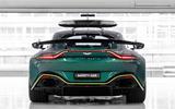 Aston Martin Vantage Official Safety Car of Formula One 07