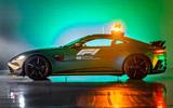 Aston Martin Vantage Official Safety Car of Formula One 09