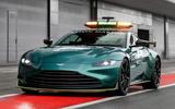 Aston Martin Vantage Official Safety Car of Formula One 10