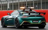 Aston Martin Vantage Official Safety Car of Formula One 11