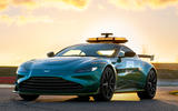 Aston Martin Vantage Official Safety Car of Formula One 19