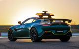 Aston Martin Vantage Official Safety Car of Formula One 20