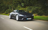 2020 Aston Martin Vantage Roadster prototype