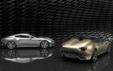 Aston Martin Vantage V12 Zagato Heritage Twins rear