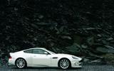 9: 2001 Aston Martin Vanquish