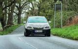 130mph Vauxhall Astra prototype