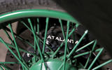 Behind the wheel of Atalanta's resurrected roadster