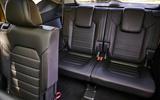 Volkswagen Atlas rear seats