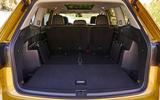 Volkswagen Atlas boot space