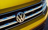 Volkswagen Atlas front grille
