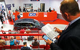 Buying a car at an auction