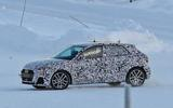 Next Audi A1 captured on video before 2018 launch