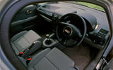 Audi A2 used buying guide - interior
