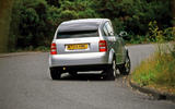 Audi A2 used buying guide - cornering rear