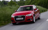Audi A3 Sportback 2.0 TFSI Sport