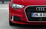 Audi A3 Sportback LED headlights