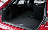Audi A3 Sportbackboot space